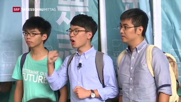 Video «Urteil für Demokratie-Aktivisten» abspielen
