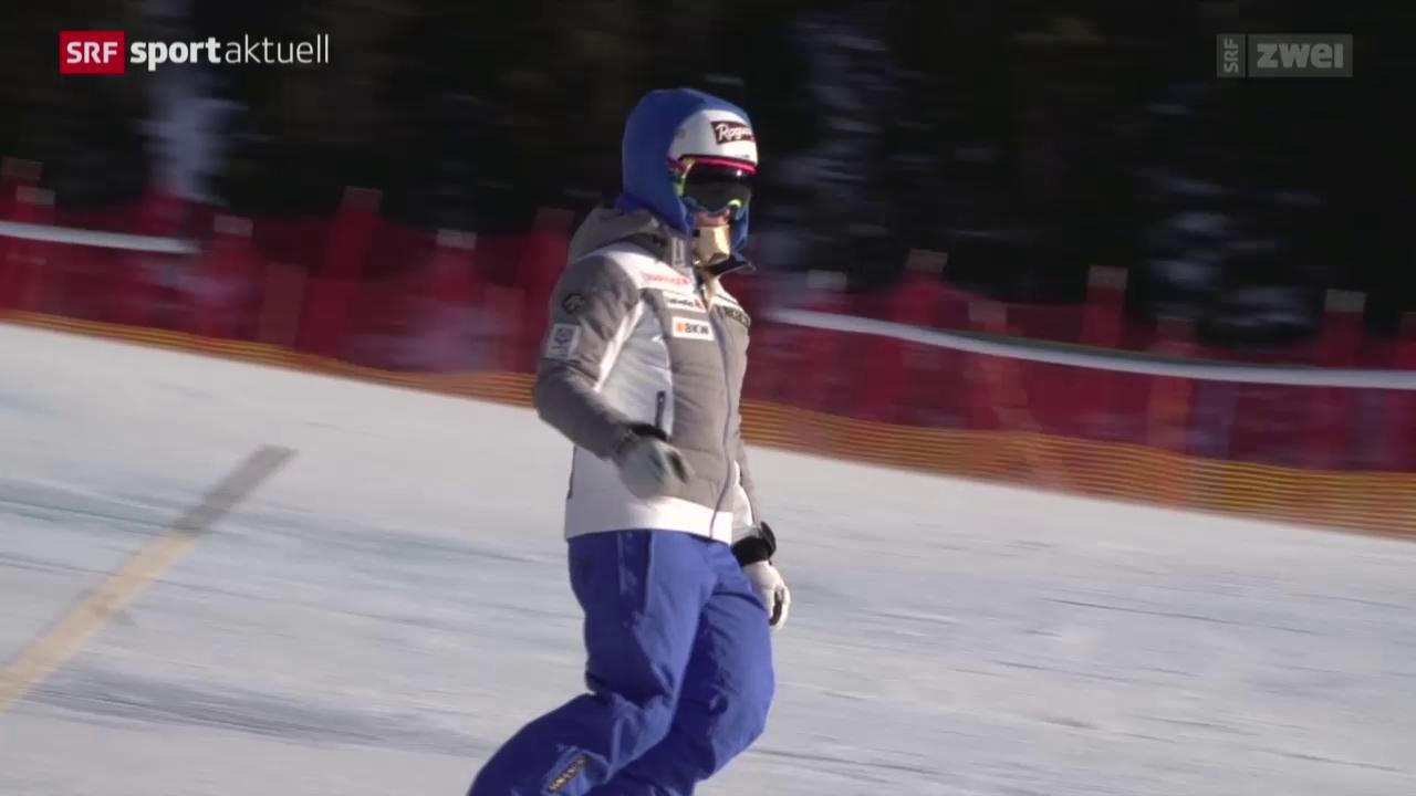 Ski alpin: Lara Gut in Lake Louise