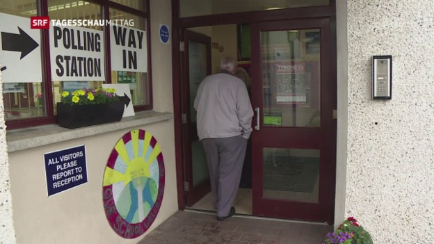 Video «Wahlen in Grossbritannien» abspielen