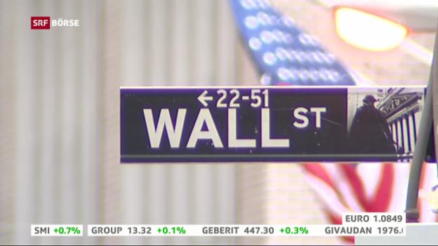 Video «SRF Börse vom 13.07.2017» abspielen