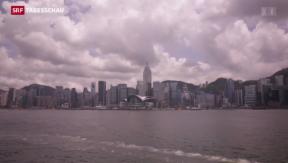 Video «Hongkong fürchtet seine Demokratie zu verlieren » abspielen