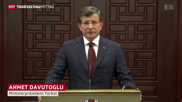 Video «Klare Worte aus Ankara» abspielen