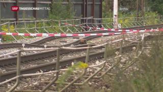 Video «Rheintalstrecke wieder offen» abspielen