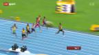 Video «LA: Usain Bolt im Final über 200 m» abspielen