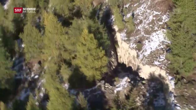 Video «Der Berg bewegt sich» abspielen
