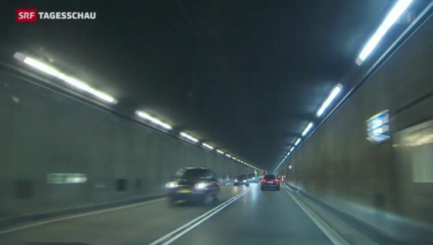 Video «Keine Tunnel-Gebühr für den Gotthard» abspielen
