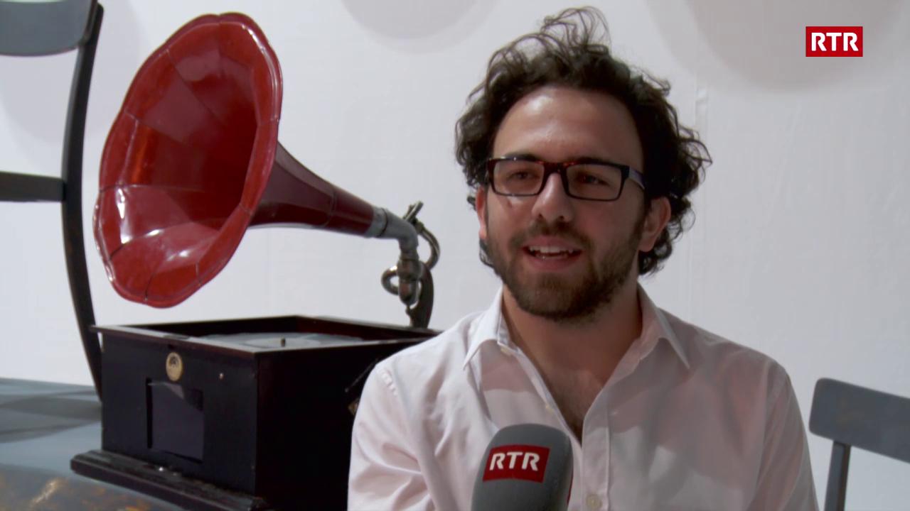 Il partcipant Gaetano Sibilia