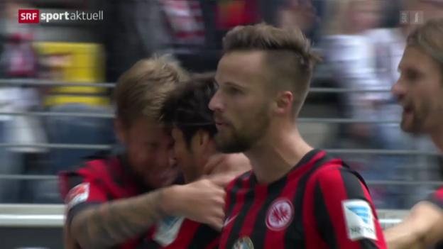 Video «Fussball: Bundesliga» abspielen