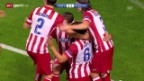Video «Fussball: Porto - Atletico Madrid («sportlive»)» abspielen