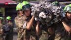 Video «Unterstützung der Armee im Asylnotfall» abspielen