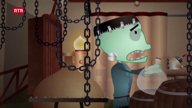 Laschar ir video «Episoda 35: Victor Frankenstein – 1816»