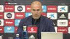 Video «Zinédine Zidane hört auf» abspielen