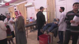 Video «Offensive auf Mossul» abspielen