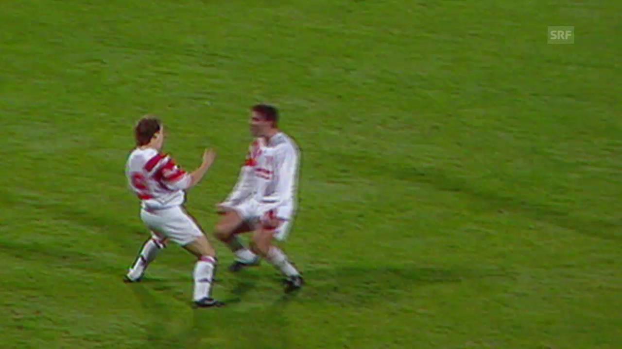 Wicky leitet Sieg gegen Marseille ein