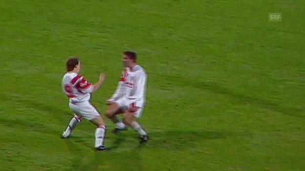 Video «Wicky leitet Sieg gegen Marseille ein» abspielen