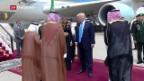 Video «Kritik an Trump wegen Saudi-Arabien» abspielen
