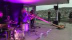 Video «Eliana Burki: Alphornkonzert in luftiger Höhe» abspielen