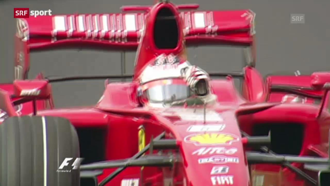 Kimi Räikkönen zurück zu alter Wirkungsstätte