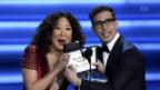 Video «Wer moderiert die Golden Globes?» abspielen