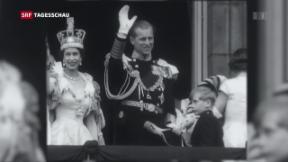 Video «Die Queen feiert Gnadenhochzeit» abspielen