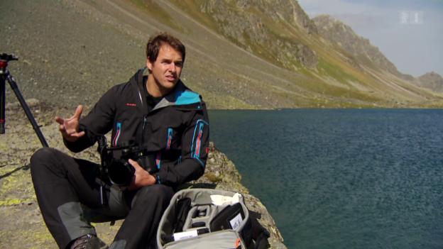 Video «Wheelblades: Behinderung führt zu Geschäftsidee» abspielen