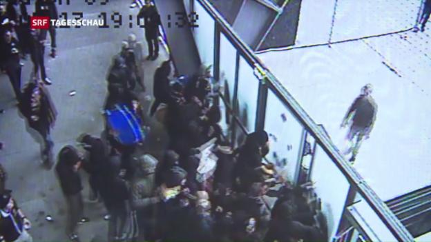Video «Das Hooligan-Konkordat nimmt Formen an» abspielen