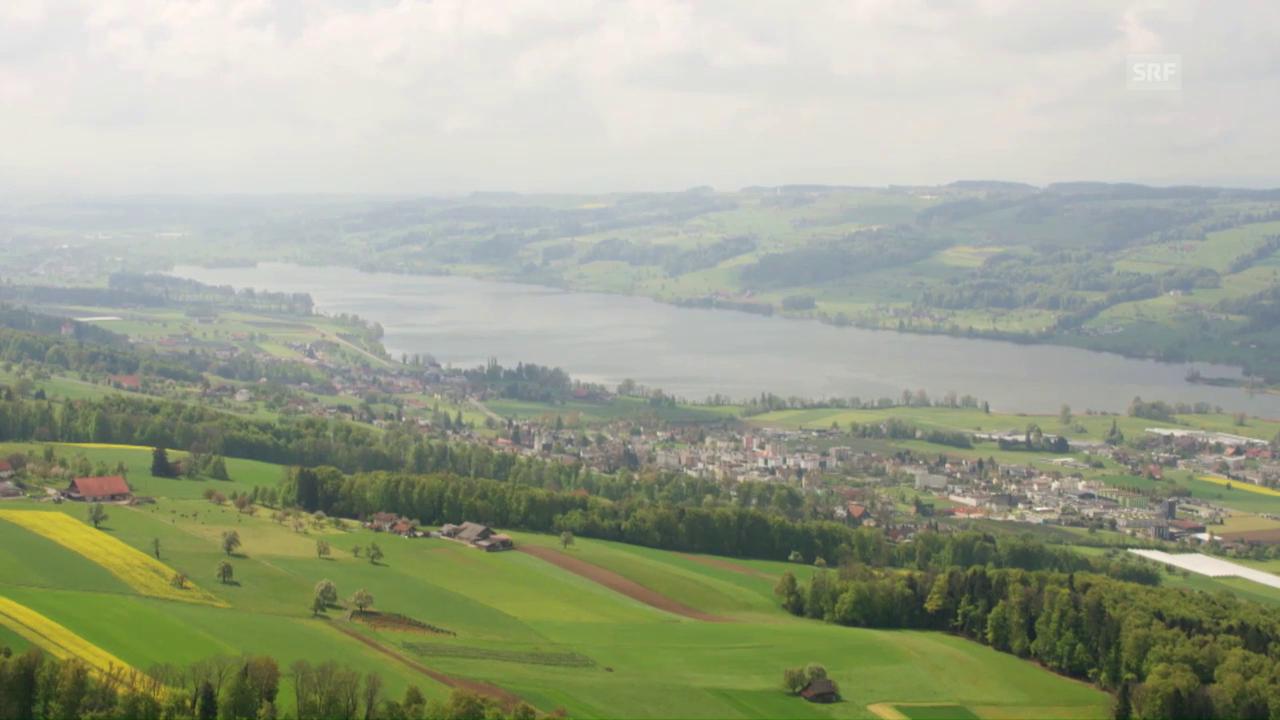 «SRF bi de Lüt – Wunderland»: Heliflug Seetal (LU/AG)