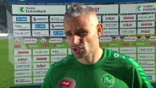 Video «Mario Mutsch: «Es tut mir leid für die Mannschaft»» abspielen