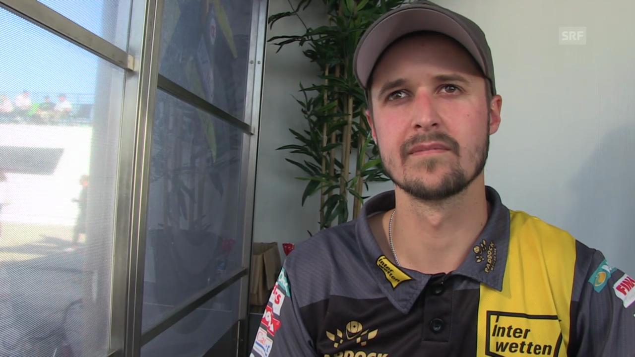Interview mit Tom Lüthi