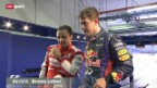Video «Formel 1: Qualifying GP Malaysia» abspielen