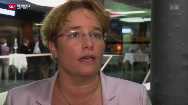 Video «Martullo-Blocher gegen BDP-Bundesrätin» abspielen