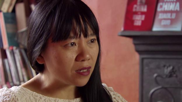 Video «Xiaolu Guo - Wie eine Exilantin in Buch und Film China verhandelt» abspielen