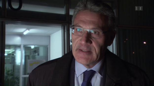 Video «Pirmin Schwanders Kampf gegen die Kesb» abspielen