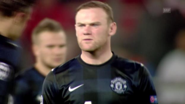 Video «Fussball: Manchester United in der Baisse» abspielen