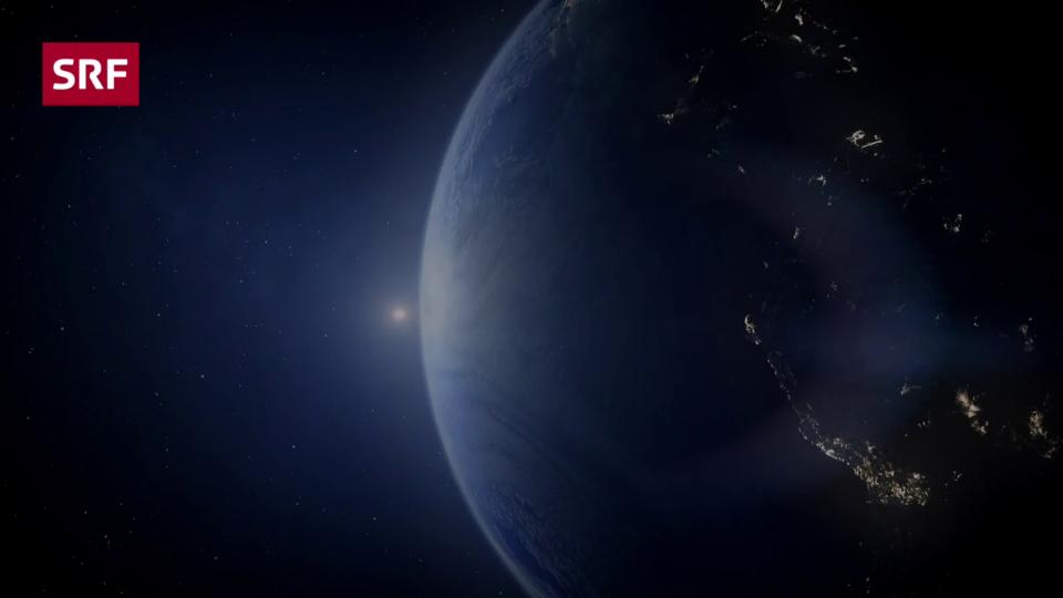 Unsere Adresse im Universum