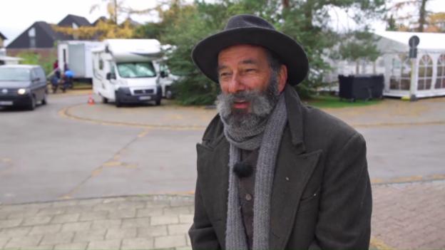 Video «Christoph Gaugler über seine Rolle als Anton Tresch» abspielen