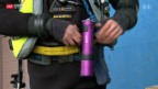 Video «Bieler Tauchlampen für die Weltspitze» abspielen