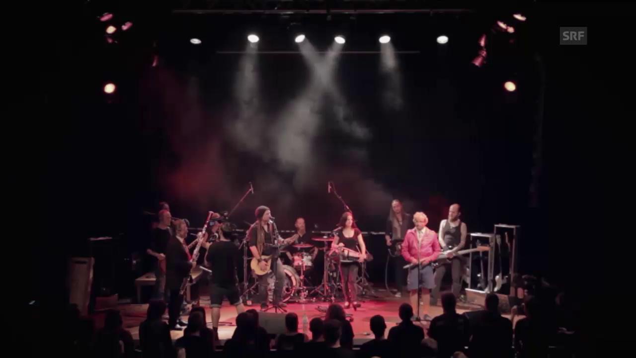 «Eluveitie» - Konzert zur Sendung «Rock the Classic»