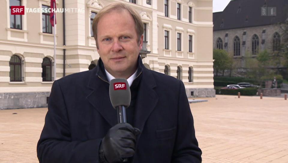Liechtenstein für automatischen Informationsaustausch