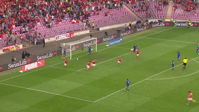 Die Schweiz schlägt Zypern 1:0 («sportaktuell»)