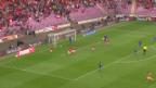 Video «Die Schweiz schlägt Zypern 1:0 («sportaktuell»)» abspielen