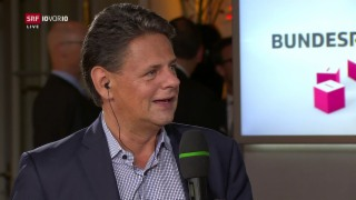 Video «FOKUS: Gespräch mit Politik-Experte Adrian Vatter » abspielen