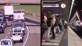 Video «Bundesrat will Mobility Pricing einführen» abspielen