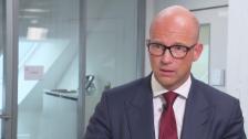 Video «Dirk Vater zum Wildern der Digital-Konzerne im Finanzbereich» abspielen