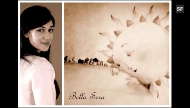 Video «Chiara Dubey: «Bella Sera»» abspielen