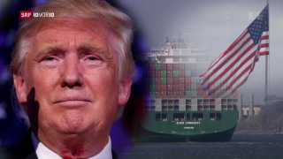 Video «Trump gegen Globalisierung» abspielen