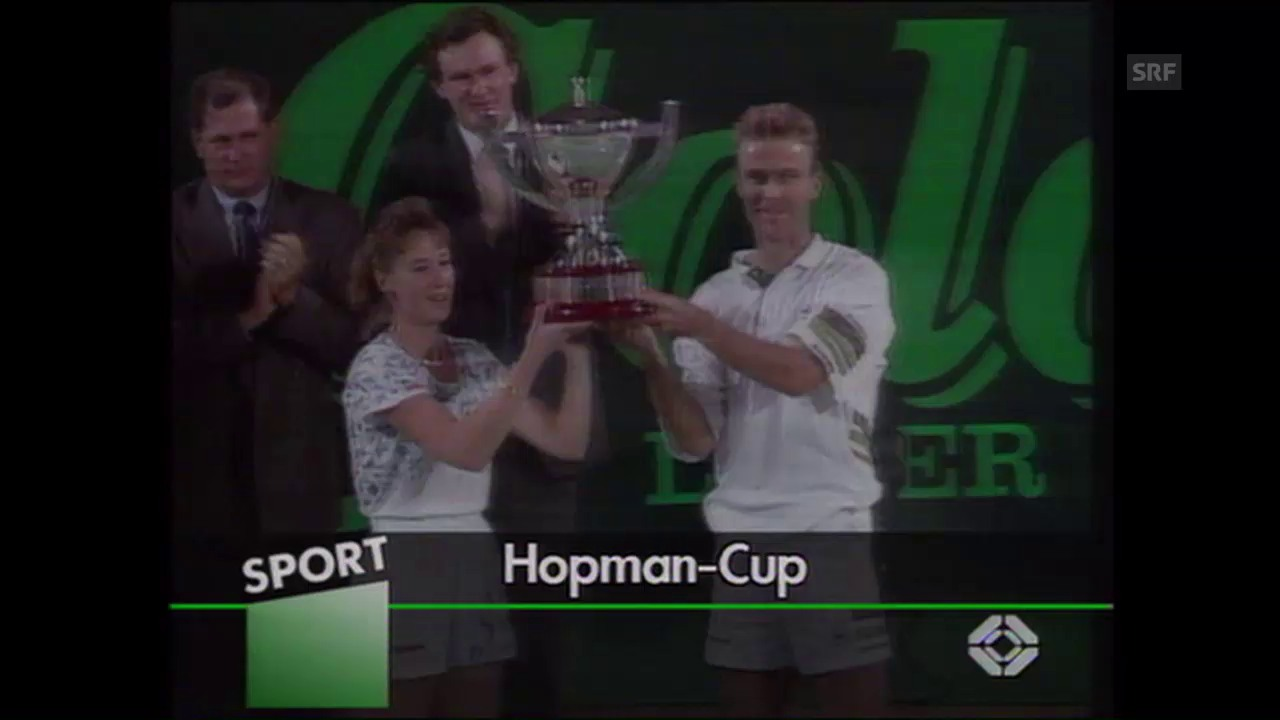 Die Schweizer Siegpremiere beim Hopman Cup 1992