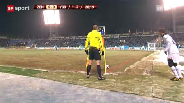 Europa League: Zenit St. Petersburg - YB