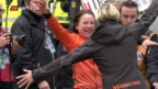 Video «Niederländischer Doppelsieg im WM-Zeitfahren der Frauen» abspielen