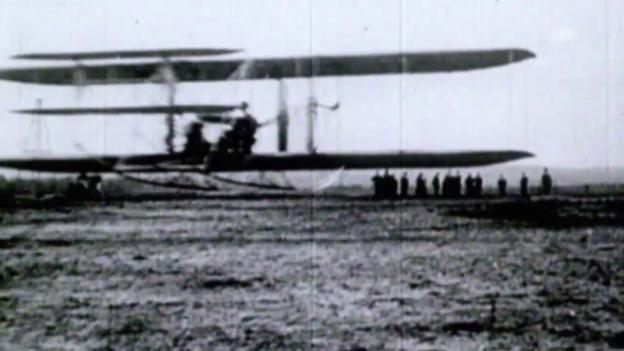 Video «Pioniere der Luftfahrt» abspielen